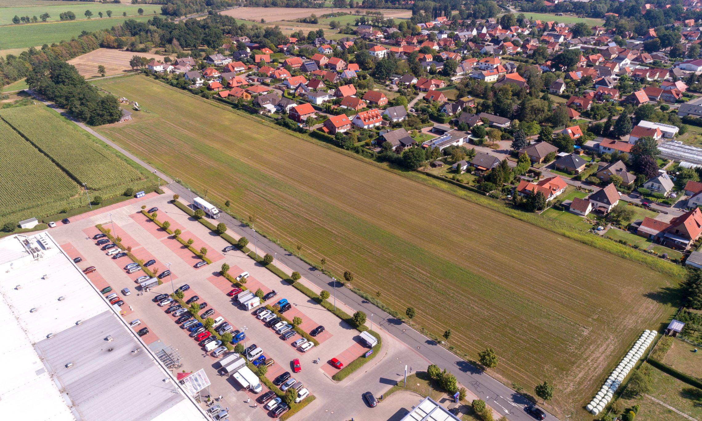 Uetze, Schapers Kamp (Foto: Bauland Report)