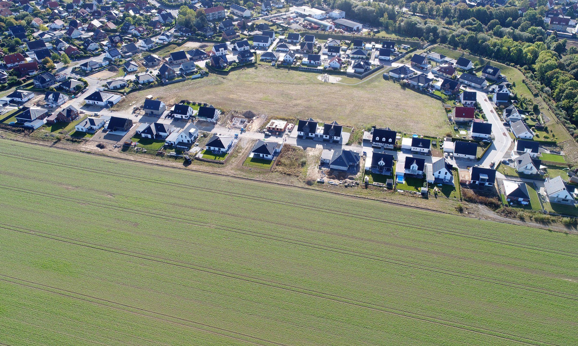 Ringelheim, Lange Äcker West (Foto: Bauland Report)