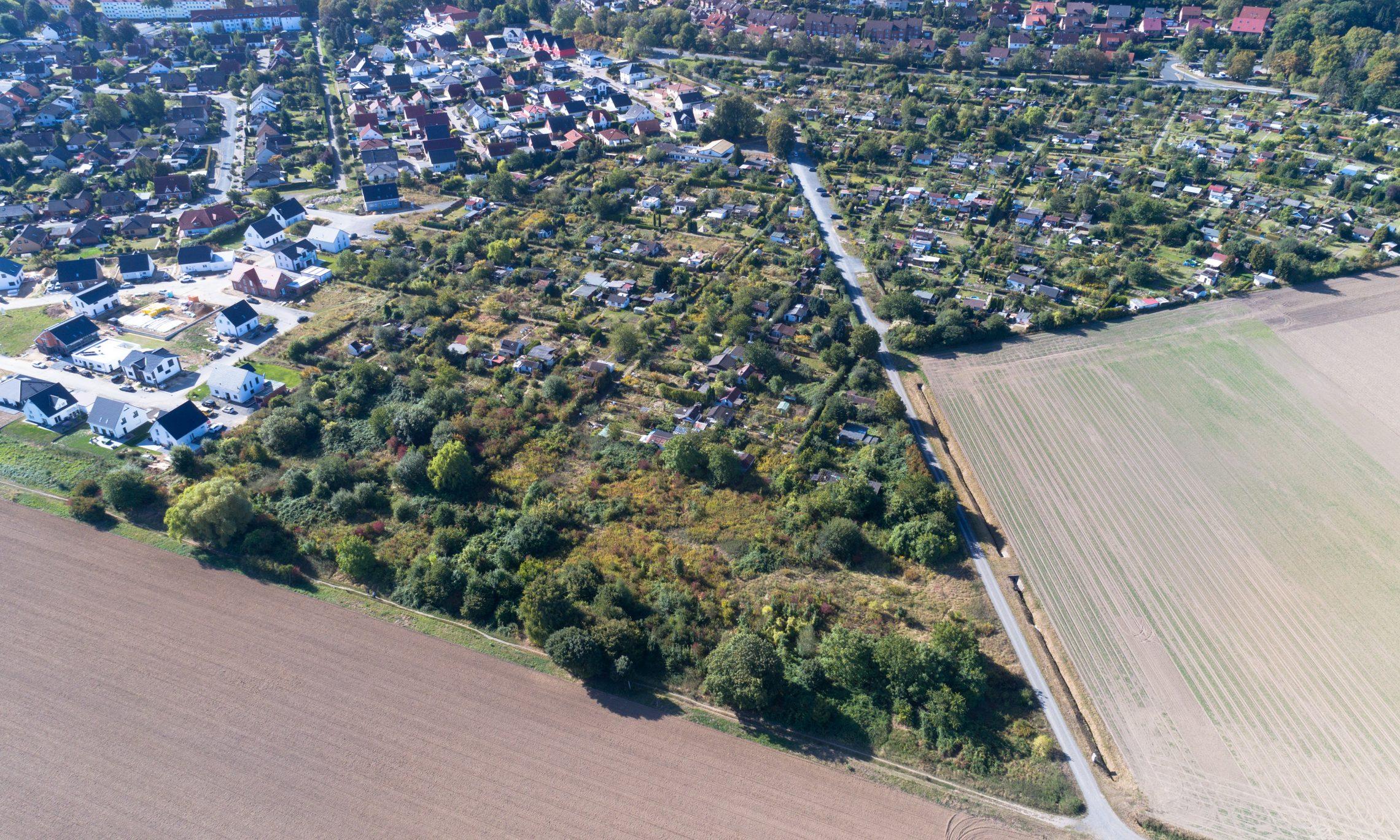 Gebhardshagen, Nordost (Foto: Bauland Report)