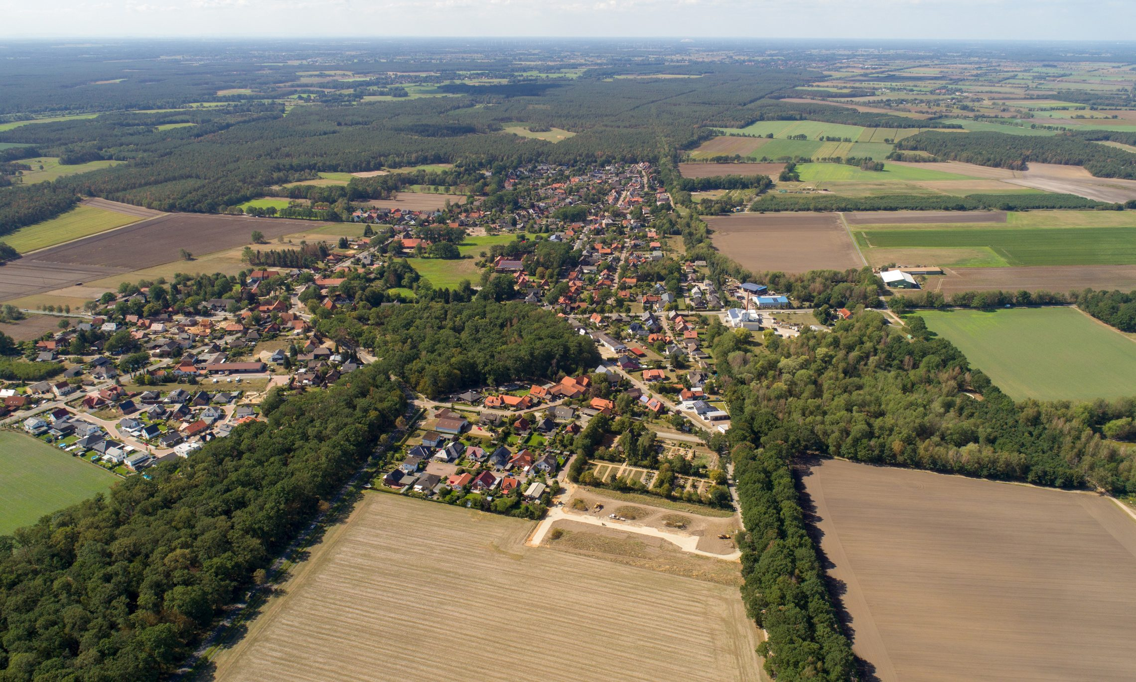 Wilsche, Berghop-Ost (Foto: Bauland Report)